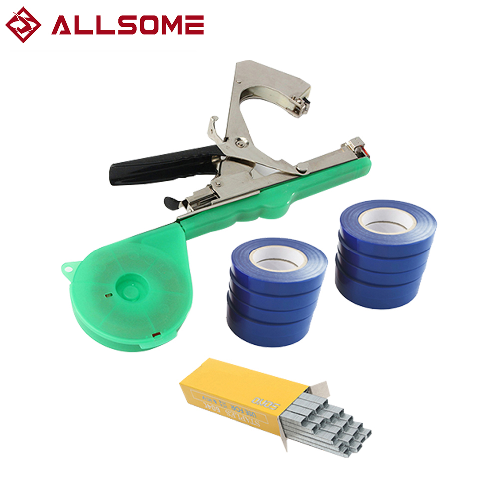 Plant Upright Tying Tape Tool