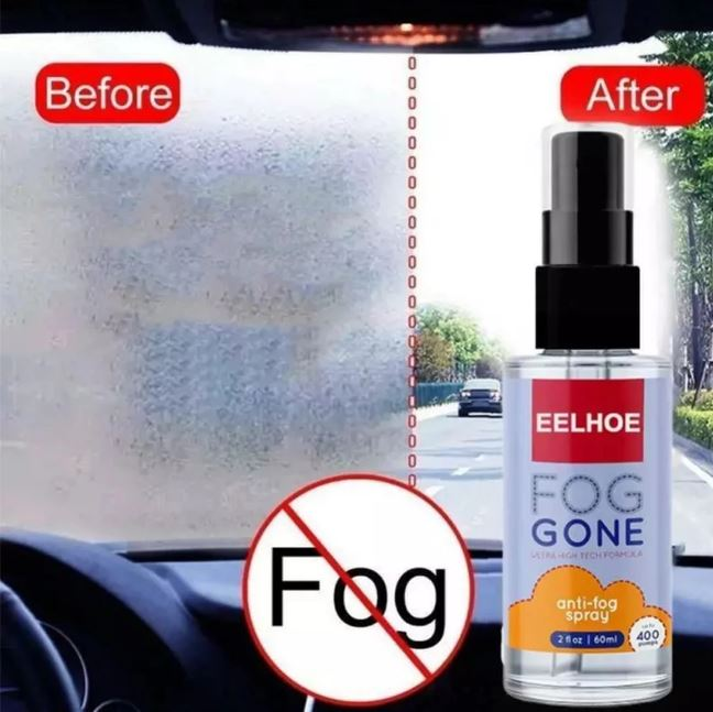 Anti-fog Spray for Glasses