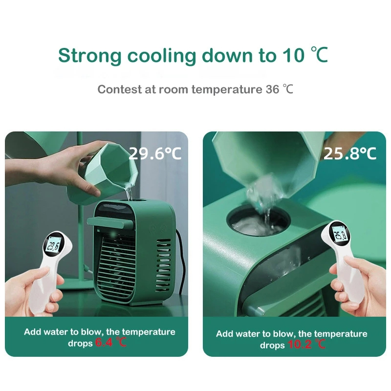 Air Cooler Conditioning Fan